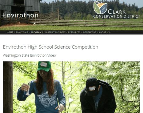 Clark Conservation District