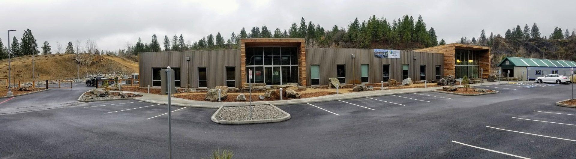 Spokane CD new office