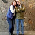 Vicki and Tom